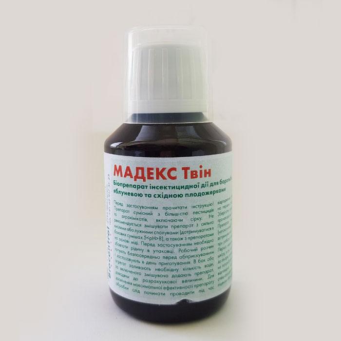 Madex Twin от компании Andermatt biocontrol