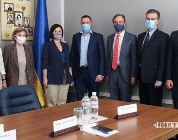 В Минэкономики обсудили ключевые вопросы украинско-американского сотрудничества в сфере санитарных и фитосанитарных мер.