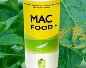 Специализированный лабораторный корм для хищных клопов Mac Food +