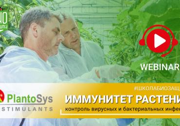 Webinar с компанией PlantoSys