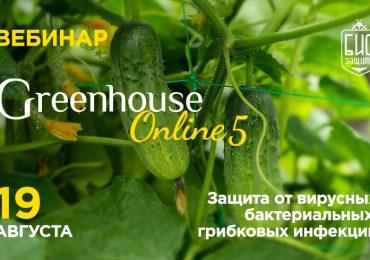Защита от вирусных, бактериальных и грибковых инфекций — вебинар Greenhouse Online 5